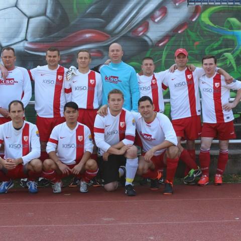 1. Punktspiel gegen Urbanspor